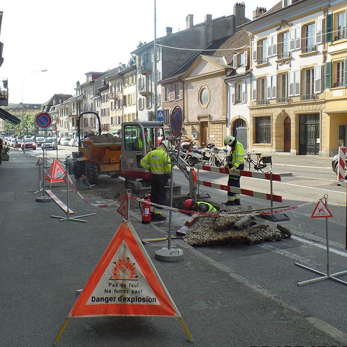 Service de Energies pour la Ville d'Yverdon