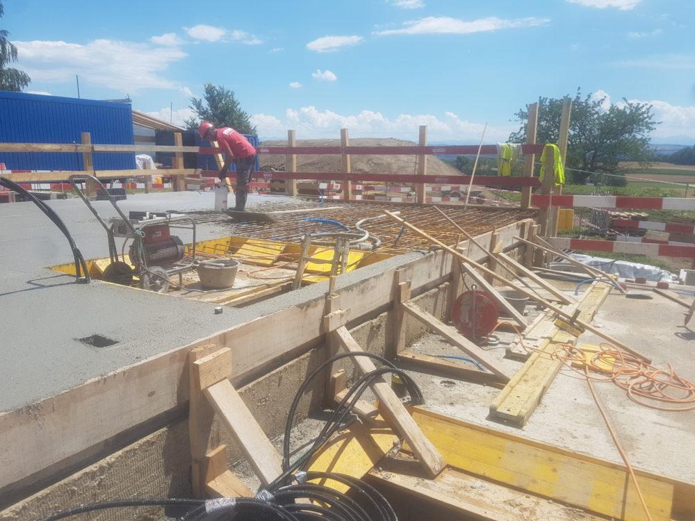 Construction de deux villas
