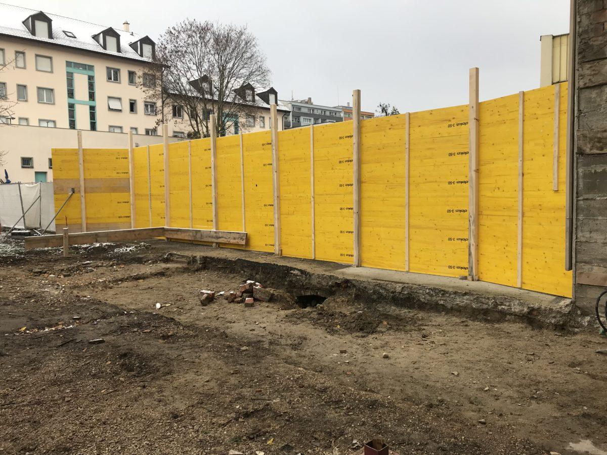 Transformation et agrandissement du bâtiment ECA1387 au Quai de la Thièle 20 à Yverdon-les-Bains