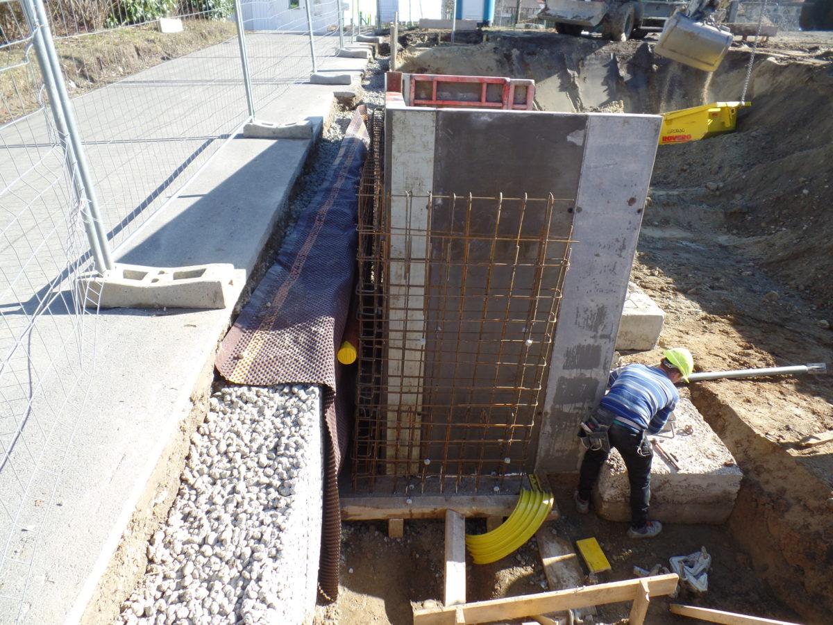 Construction de 2 villas individuelle à Donneloye