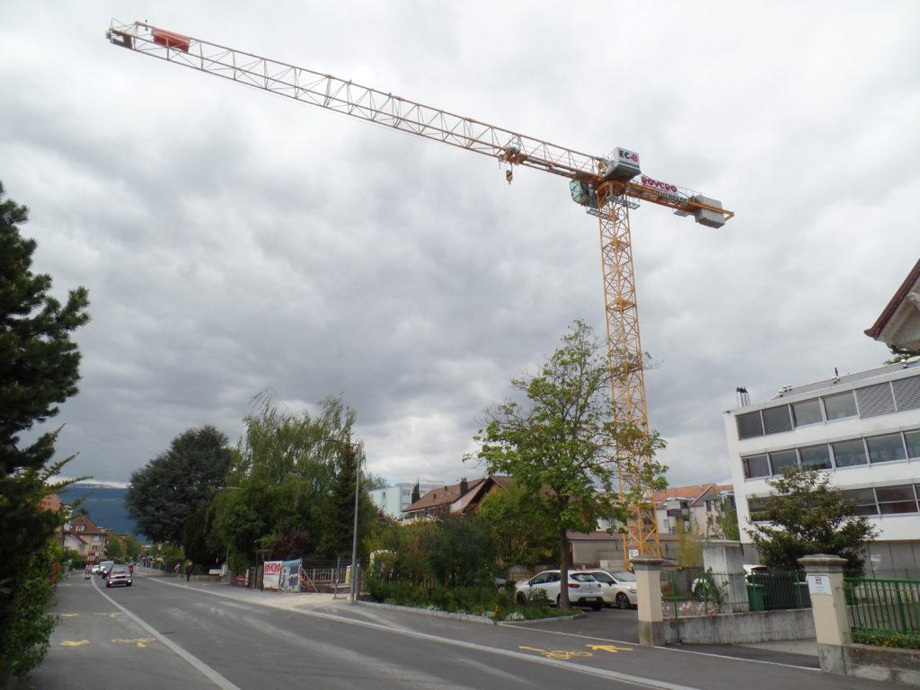 Rue du Midi 23 à Yverdon