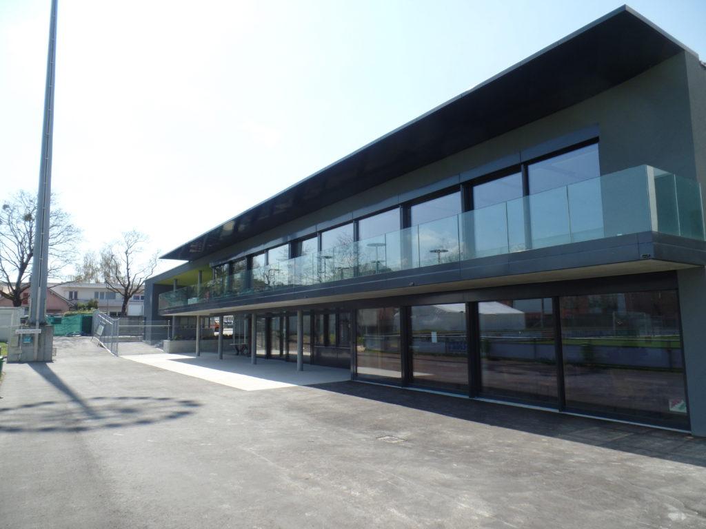 Stade municipal d'Yverdon-les-Bains