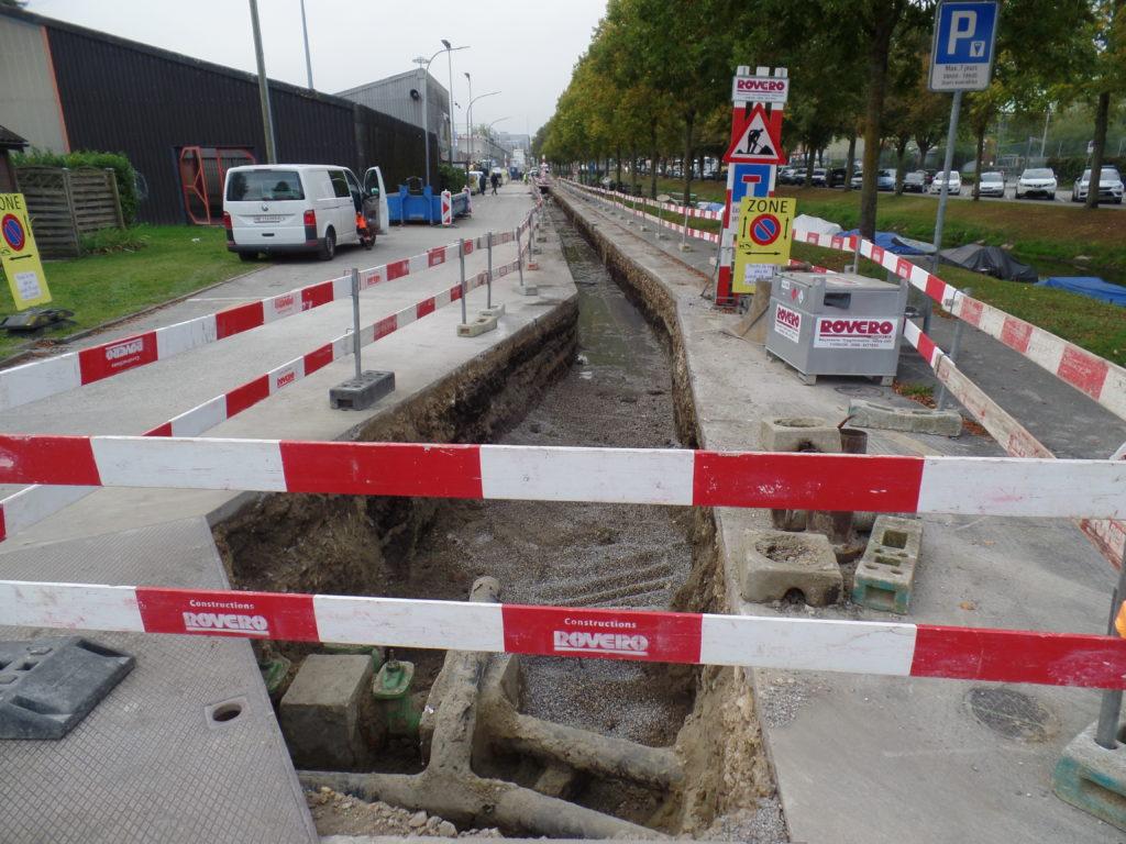 Rue des Pêcheurs à Yverdon-les-Bains